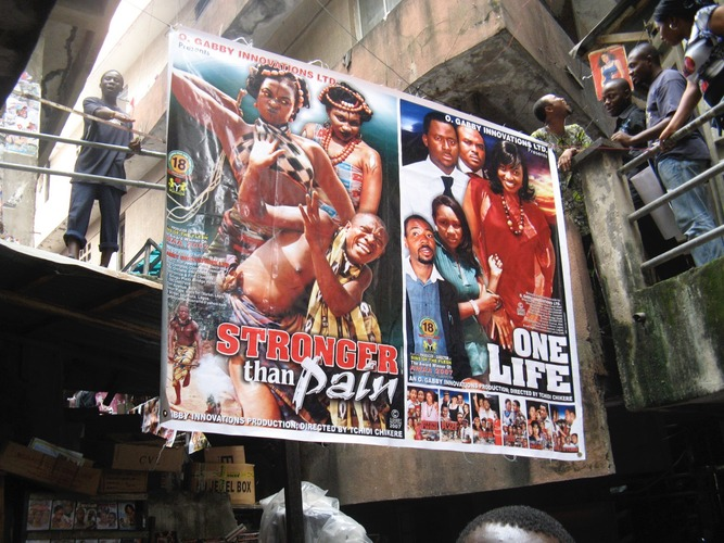 Extrait de «Ciné-brunch + Projection Nollywood Babylon»